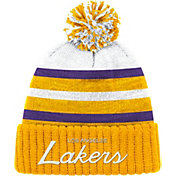 Mitchell & Ness Men's Los Angeles Lakers Cuffed Knit Hat