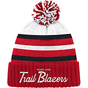 Mitchell & Ness Men's Portland Trail Blazers Cuffed Knit Hat