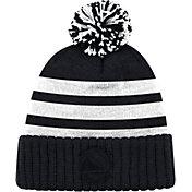 Mitchell & Ness Men's Golden State Warriors Tonal Black Cuffed Knit Hat