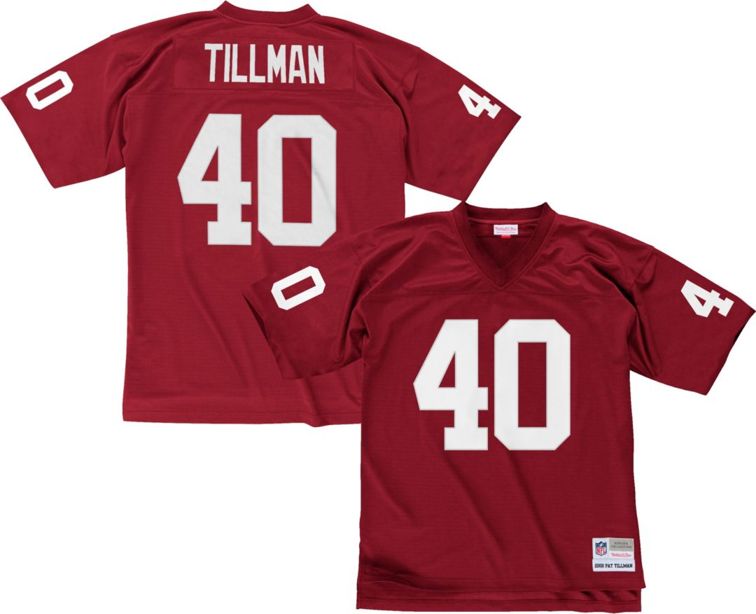 finest selection 2c479 29ea6 Mitchell & Ness Men's 2000 Home Game Jersey Arizona Cardinals Pat Tillman  #40