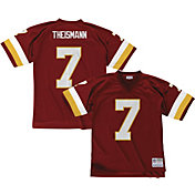 Mitchell & Ness Men's 1982 Home Game Jersey Washington Redskins Joe Theismann #7