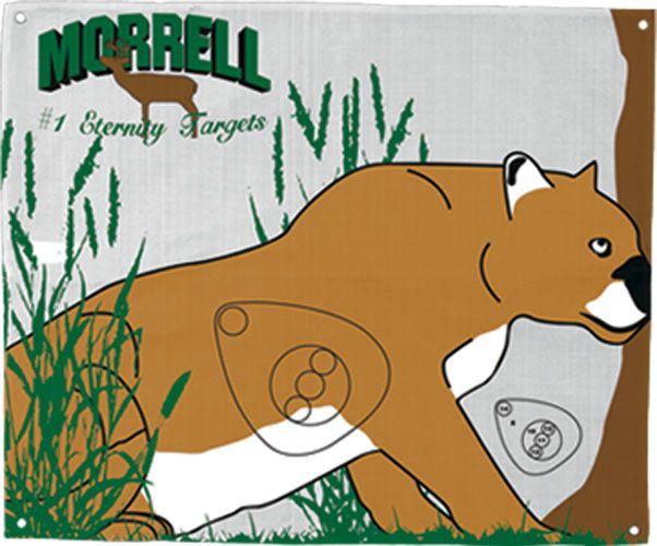 Morrell Mountain Lion Archery Target Face