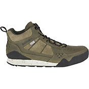 Merrell Men's Burnt Rock Mid Waterproof Hiking Boots