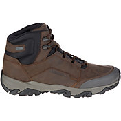 Merrell Men's Coldpack Ice+ Mid Waterproof Winter Boots