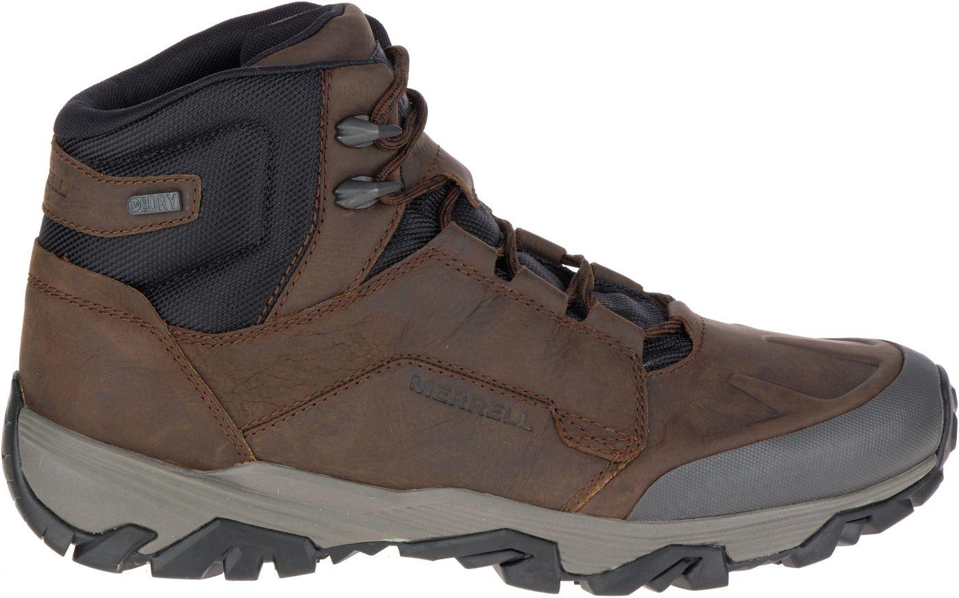 Merrell Men's Coldpack Ice+ Mid Waterproof Winter Boots
