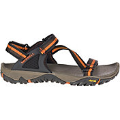 Merrell Men's All Out Blaze Web Hiking Sandals
