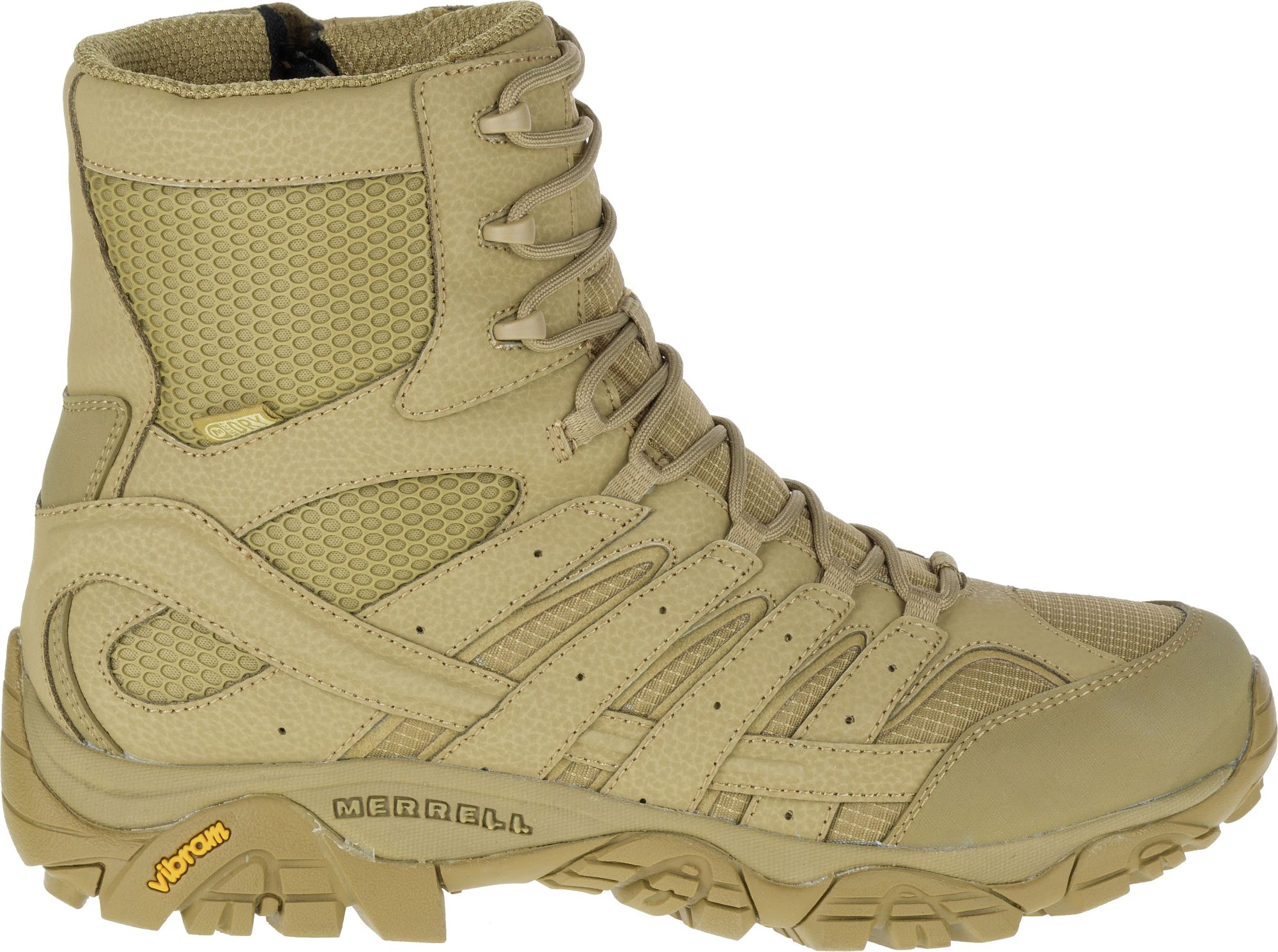 814e0658 Merrell Men's Moab 2 8'' Waterproof Tactical Boots