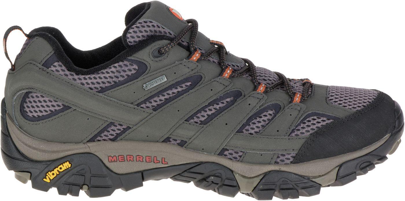 Merrell Men's Moab 2 GORE-TEX Hiking Shoes