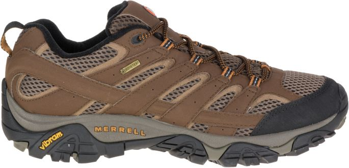 info pour b278a 79e4f Merrell Men's Moab 2 GTX Hiking Shoes