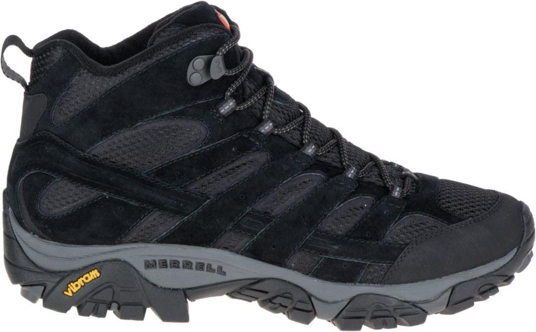 f5f0b4b5fb1 Merrell Men's Moab 2 Ventilator Mid Hiking Boots