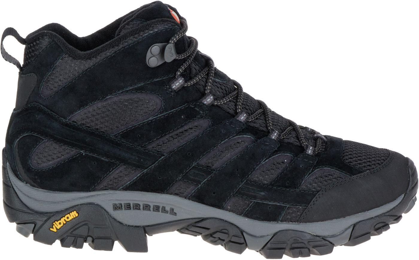 Merrell Men's Moab 2 Ventilator Mid Hiking Boots