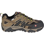 Merrell Men's Moab 2 Vent Waterproof Composite Toe Work Shoes
