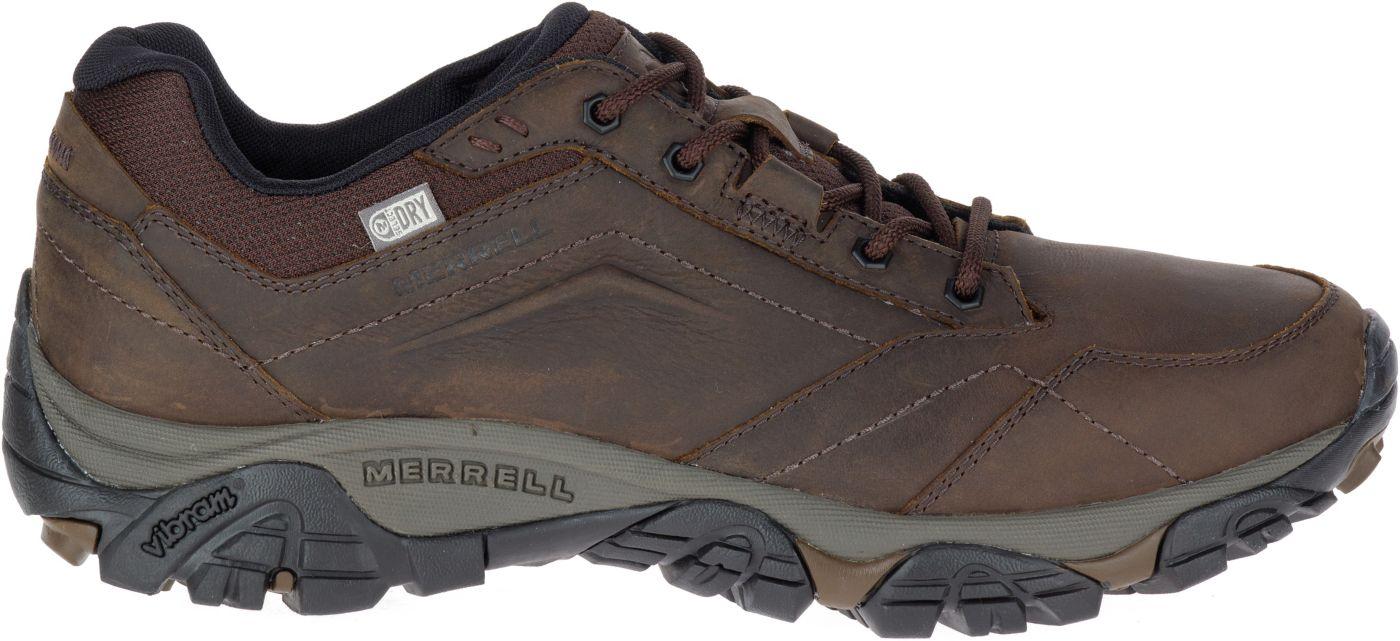 Merrell Men's Moab Adventure Lace Waterproof Hiking Shoes