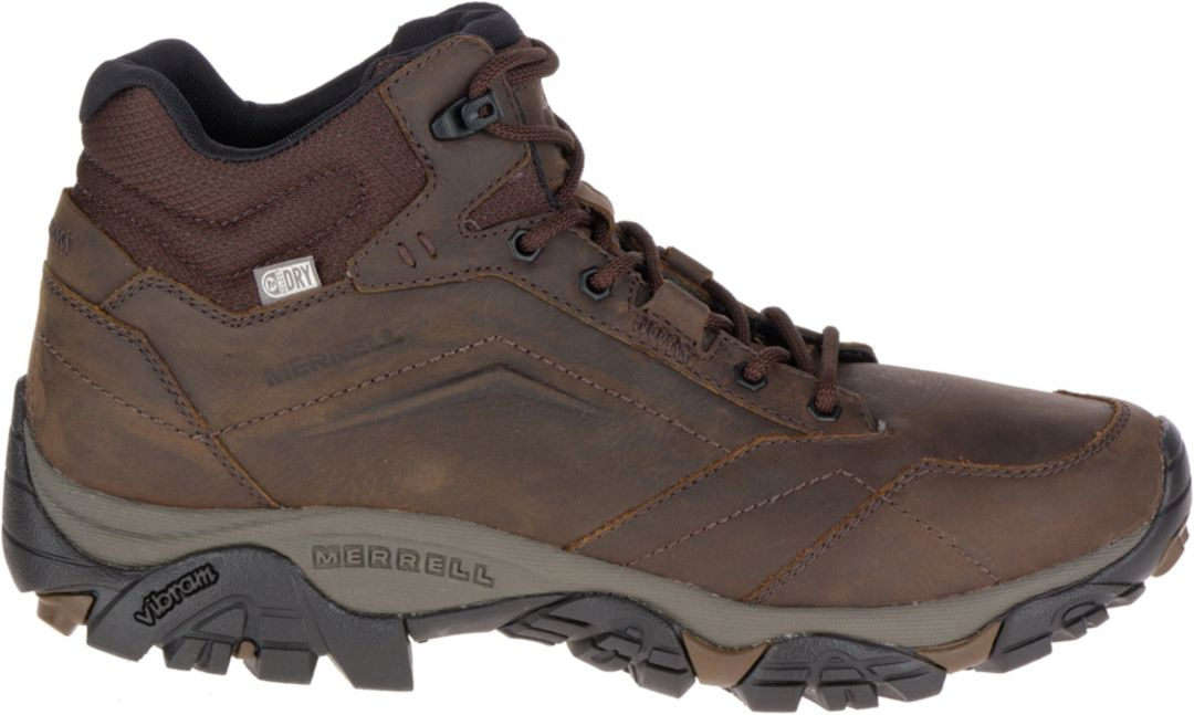 07abfcc92ab Merrell Men's Moab Adventure Mid Waterproof Hiking Boots