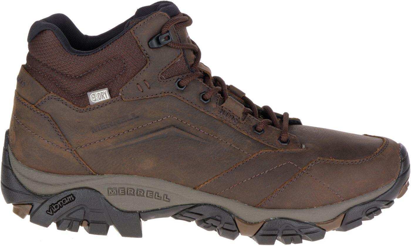 Merrell Men's Moab Adventure Mid Waterproof Hiking Boots
