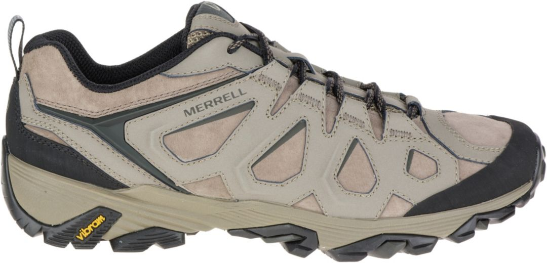 6b8f76a8955 Merrell Men's Moab FST Leather Hiking Shoes