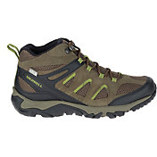 Merrell Men's Outmost Mid Ventilator Waterproof Hiking Boots