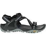 Merrell Women's All Out Blaze Web Hiking Sandals