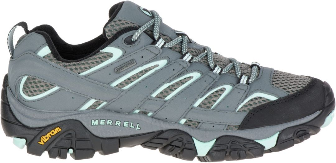 299af1c7 Merrell Women's Moab 2 GORE-TEX Waterproof Low Hiking Boots