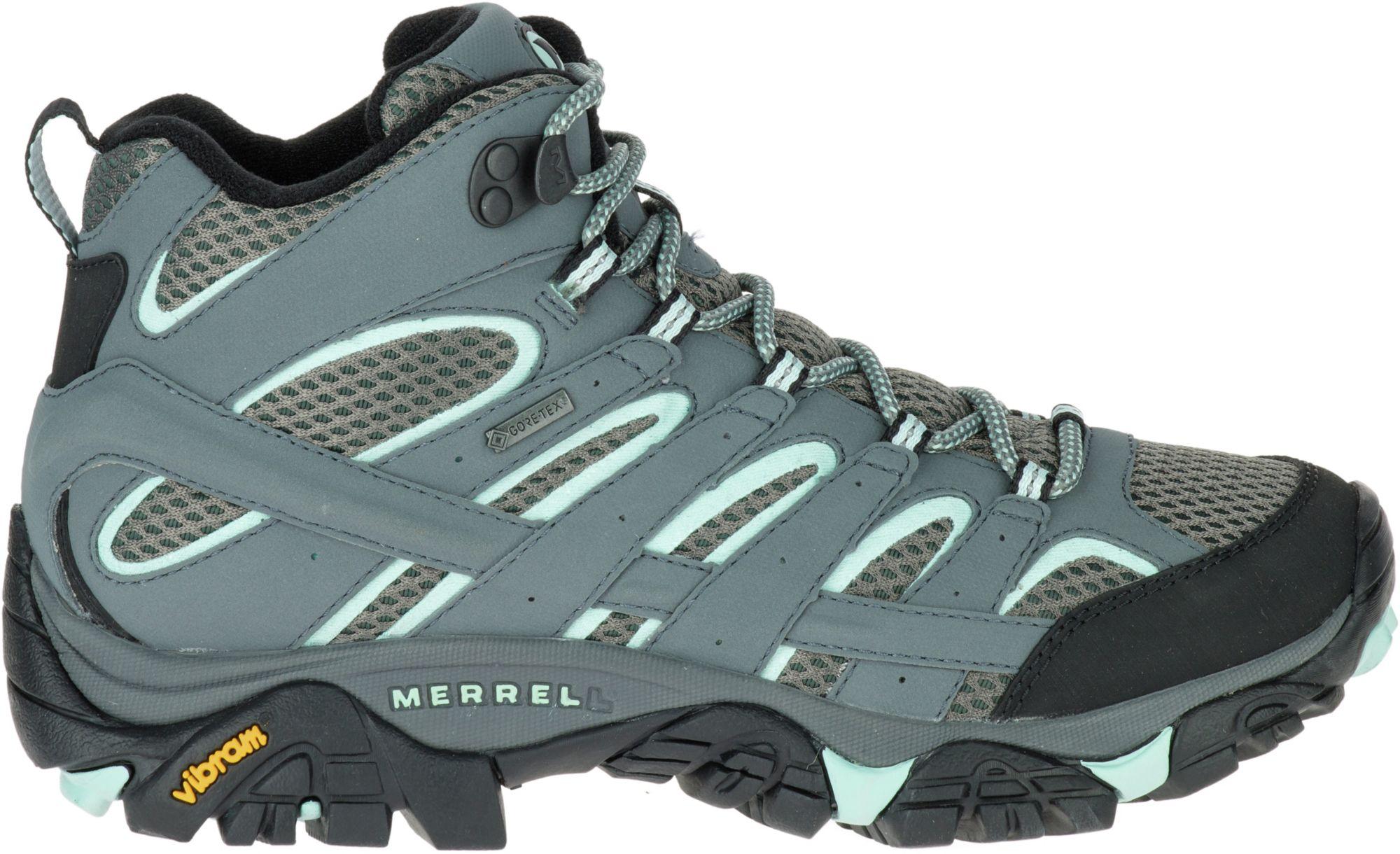 32d01d7bcf8 Merrell Women s Moab 2 Mid GORE-TEX Hiking Boots