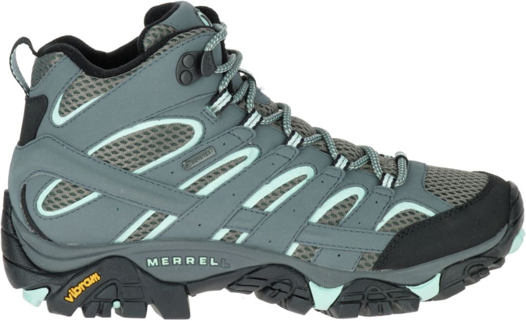 181c6683d7 Merrell Women's Moab 2 Waterproof GORE-TEX Mid Hiking Boots | Field ...