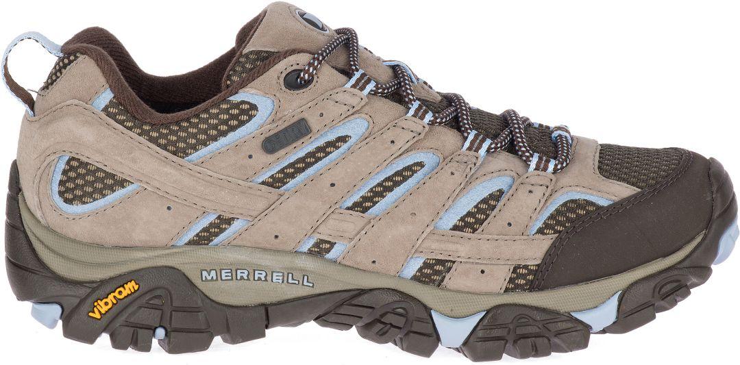 viralliset valokuvat uusi ulkonäkö klassinen tyyli Merrell Women's Moab 2 Waterproof Hiking Shoes