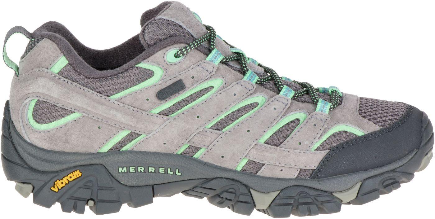 Merrell Women's Moab Waterproof Hiking Shoes