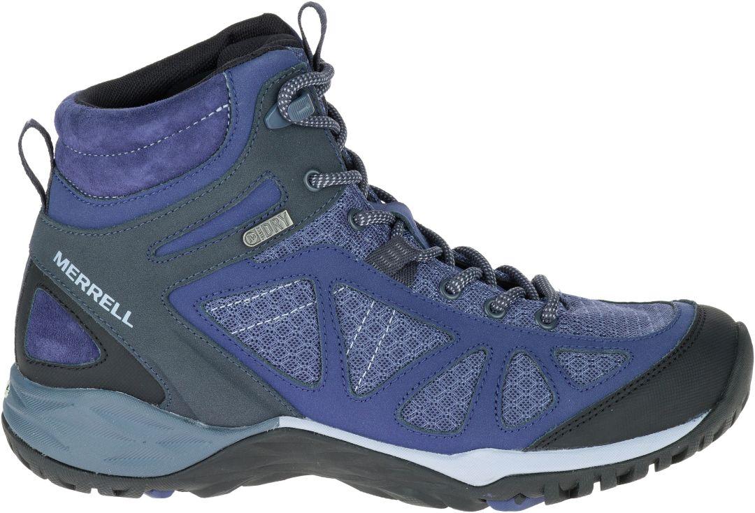 110911867a653 Merrell Women's Siren Sport Q2 Mid Waterproof Hiking Boots   Field ...