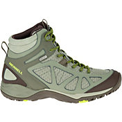 Merrell Women's Siren Sport Q2 Mid Waterproof Hiking Boots