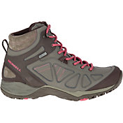 Merrell Women's Siren Q2 Mid Waterproof Hiking Boots
