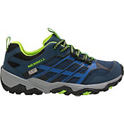 Merrell Kids' Moab Waterproof Hiking Shoes