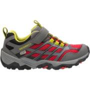 309617840fd6 Merrell Kids  Moab FST Low AC Waterproof Hiking Shoes