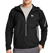 MISSION Men's VaporActive Barometer Half Zip Running Jacket