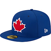 New Era Men's Toronto Blue Jays 59Fifty Alternate Royal Authentic Hat