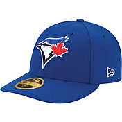 New Era Men's Toronto Blue Jays 59Fifty Game Royal Low Crown Authentic Hat