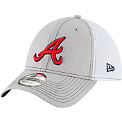 New Era Men's Atlanta Braves 39Thirty Shade Neo Stretch Fit Hat