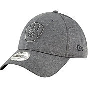 New Era Men's Milwaukee Brewers 39Thirty Clubhouse Stretch Fit Hat