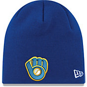 New Era Men's Milwaukee Brewers Knit Hat