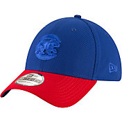 New Era Men's Chicago Cubs 39Thirty Tone Tech Stretch Fit Hat