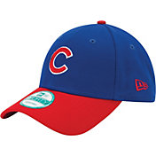 New Era Men's Chicago Cubs 9Forty Royal Adjustable Hat