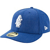 New Era Men's Chicago Cubs 59Fifty Royal Low Crown Fitted Hat