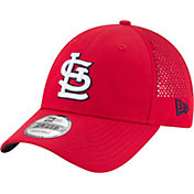 New Era Men's St. Louis Cardinals 9Forty Perf Pivot Adjustable Hat