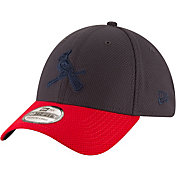 New Era Men's St. Louis Cardinals 39Thirty Tone Tech Stretch Fit Hat