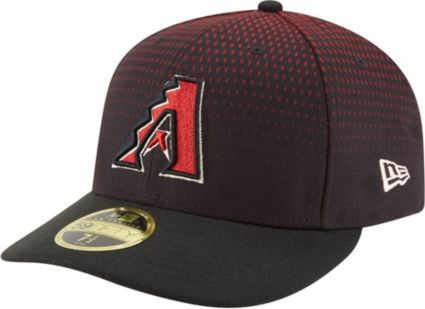 f30e48884e2 New Era Men s Arizona Diamondbacks 59Fifty Alternate Red Low Crown  Authentic Hat. noImageFound