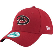 New Era Men's Arizona Diamondbacks 9Forty League Red Adjustable Hat