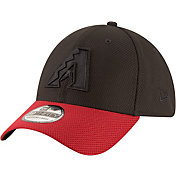 New Era Men's Arizona Diamondbacks 39Thirty Tone Tech Stretch Fit Hat