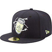 New Era Men's Columbia Fireflies 59Fifty Navy Authentic Hat