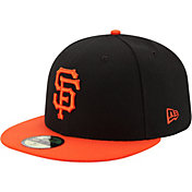 separation shoes 12b84 c641f Product Image · New Era Men s San Francisco Giants 59Fifty Alternate Black  Authentic Hat