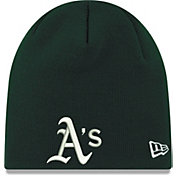 New Era Men's Oakland Athletics Knit Hat