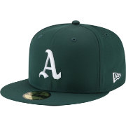 New Era Men's Oakland Athletics 59Fifty PROLIGHT Batting Practice Fitted Hat